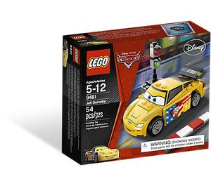 LEGO Jeff Gorvette Set 9481 Packaging