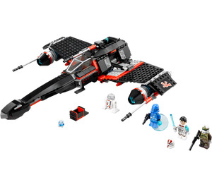 LEGO JEK-14's Stealth Starfighter Set 75018