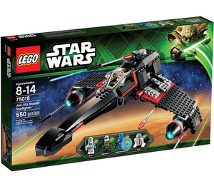 LEGO JEK-14's Stealth Starfighter Set 75018 Packaging
