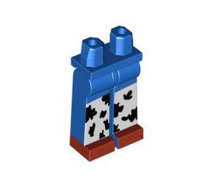 LEGO Jessie Legs with Cowprint Chaps (3815 / 87872)