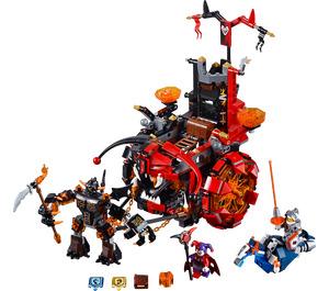LEGO Jestro's Evil Mobile Set 70316