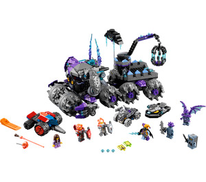 LEGO Jestro's Headquarters Set 70352