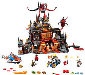 LEGO Jestro's Volcano Lair Set 70323