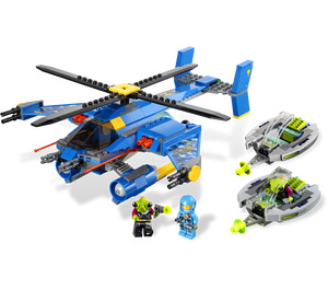 LEGO Jet-Copter Encounter Set 7067