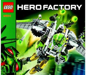LEGO JET ROCKA Set 44014 Instructions