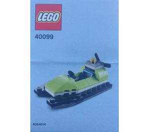 LEGO Jet-Ski Set 40099 Instructions