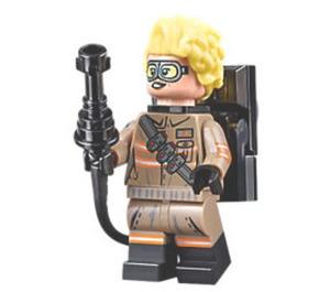 LEGO Jillian Holtzmann Minifigure