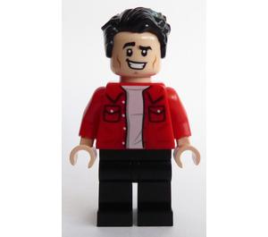LEGO Joey Tribbiani Minifigure