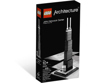 LEGO John Hancock Center Set 21001 Packaging