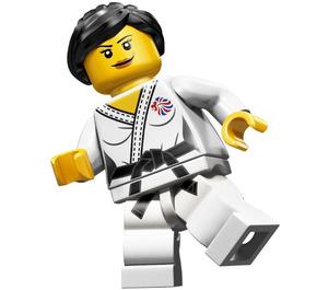 LEGO Judo Fighter Set 8909-4