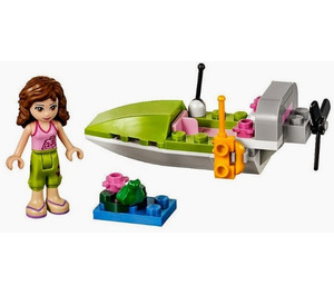 LEGO Jungle Boat Set 30115