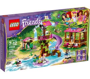 LEGO Jungle Rescue Base Set 41038 Packaging