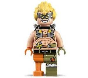 LEGO Junkrat Minifigure