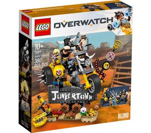 LEGO Junkrat & Roadhog Set 75977 Packaging