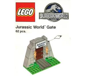 LEGO Jurassic World Gate Set TRUJWGATE