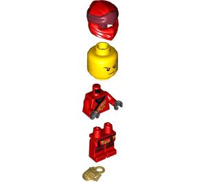 LEGO Kai Minifigure