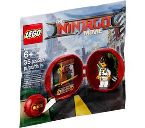 LEGO Kai's Dojo Pod Set 5004916 Packaging