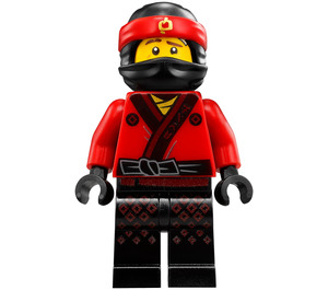 LEGO Kai with Fire Mech Driver Outfit Minifigure