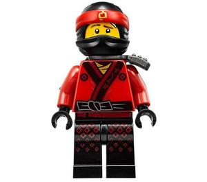 LEGO Kai - with Katana Holder Minifigure