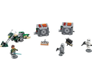 LEGO Kanan's Speeder Bike Set 75141