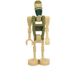 LEGO Kashyyyk Battle Droid Minifigure