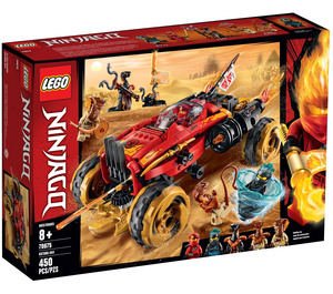 LEGO Katana 4X4 Set 70675 Packaging