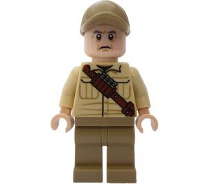 LEGO Ken Wheatley Minifigure