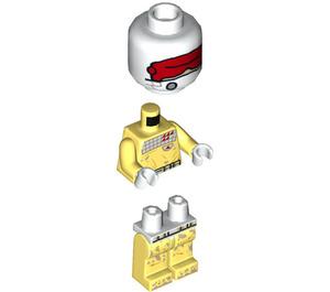 LEGO Kessel Mine Worker Minifigure