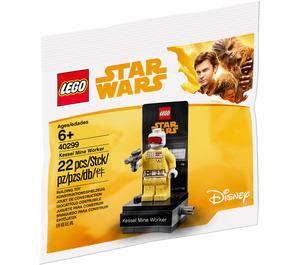 LEGO Kessel Mine Worker Set 40299