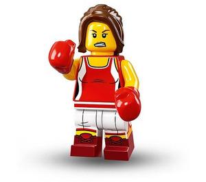 LEGO Kickboxer Girl Minifigure