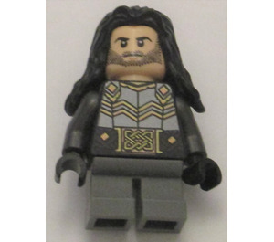 LEGO Kili the Dwarf with Gold Buckle Minifigure