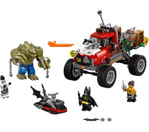 LEGO Killer Croc Tail-Gator Set 70907
