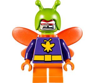 LEGO Killer Moth Minifigure