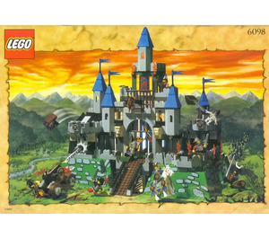 LEGO King Leo's Castle Set 6098