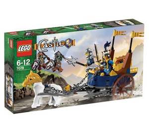 LEGO King's Battle Chariot Set 7078 Packaging