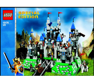 LEGO King's Castle Set 10176 Instructions