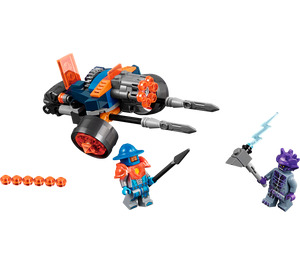 LEGO King's Guard Artillery Set 70347