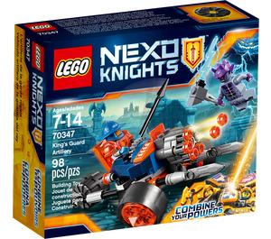 LEGO King's Guard Artillery Set 70347 Packaging