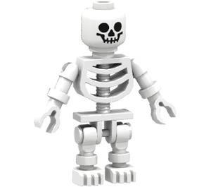 LEGO Kingdoms Advent Calendar Set 7952-1 Subset Day 10 - Skeleton