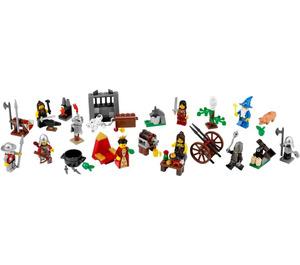 LEGO Kingdoms Advent Calendar Set 7952