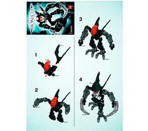 LEGO Kirop Set 8949 Instructions