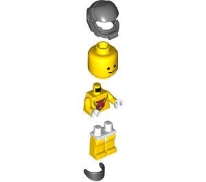 LEGO Kit 4 Level Two Master Builder Academy Minifigure