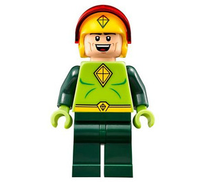 LEGO Kite Man Minifigure
