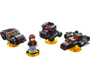 LEGO Knight Rider Fun Pack Set 71286