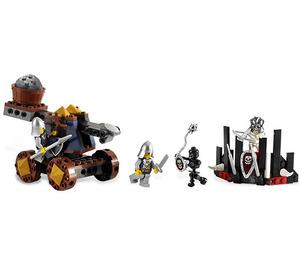 LEGO Knight's Catapult Defense Set 7091