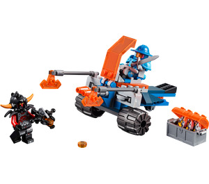 LEGO Knighton Battle Blaster Set 70310