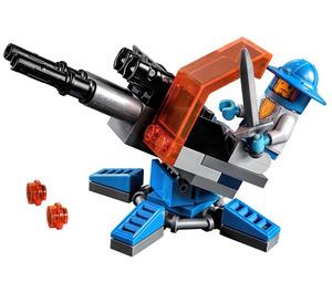 LEGO Knighton Hyper Cannon Set 30373