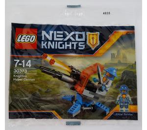 LEGO Knighton Hyper Cannon Set 30373 Packaging