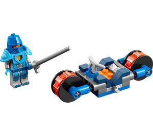 LEGO Knighton Rider Set 30376