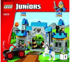 LEGO Knights' Castle Set 10676 Instructions